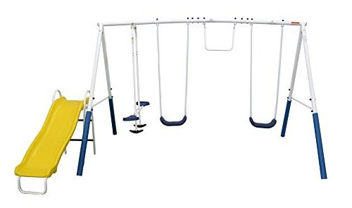 "XDP Recreation ""Blue Ridge Play Swing Set"