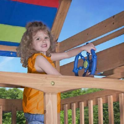 Swing Backyard Beach Jungle Slide Play