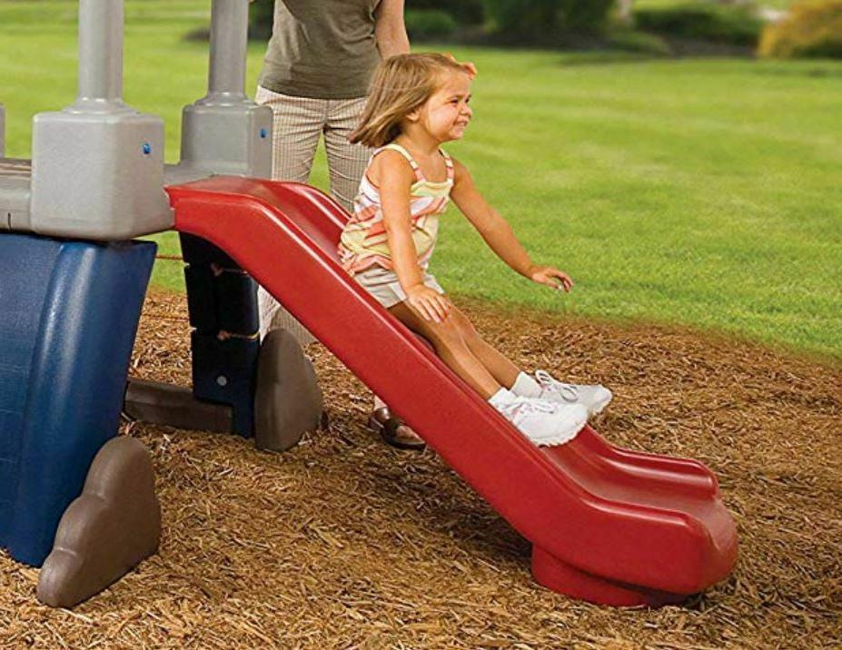 Swing Plastic Slide Toddler Daycare Indoor