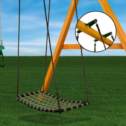 Swing Playset Durable Secure Attachment Safe
