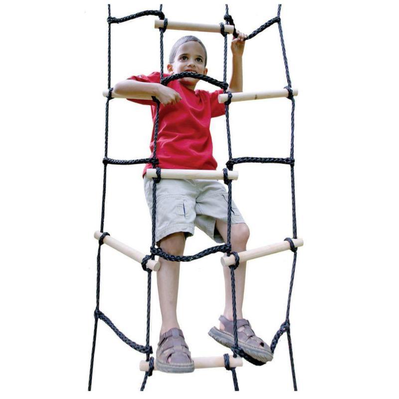 SwingNSlide Cargo Climbing Net Playground Equipment w/o Mounting Lumber