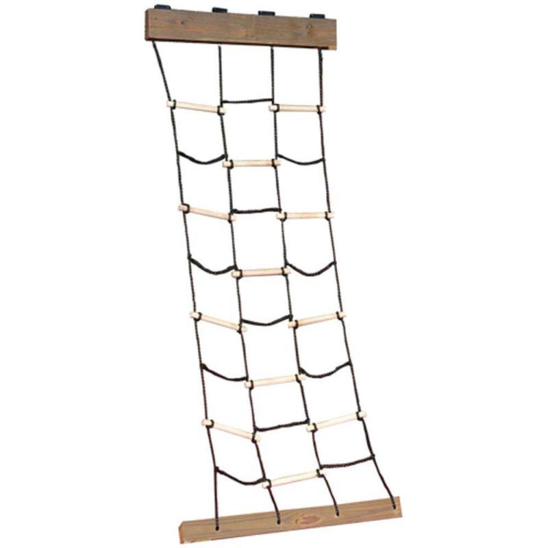 swingnslide playsets cargo climbing net playground equipment