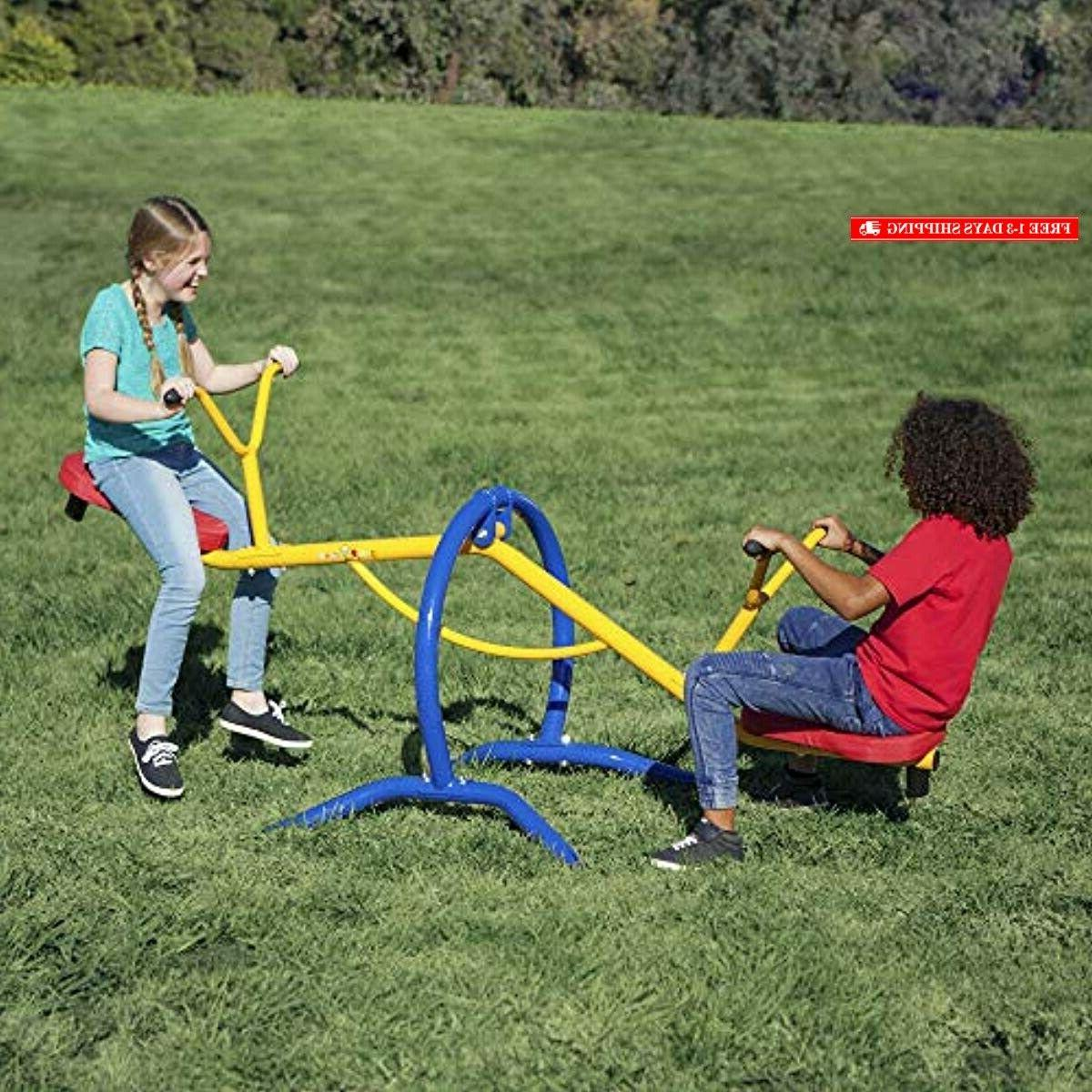 Gym Dandy Teeter-Totter Home Seesaw Playground