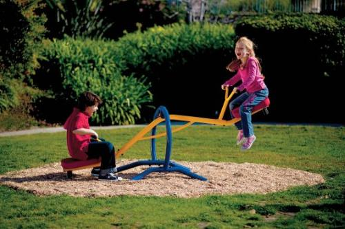 Gym Home Seesaw Playground