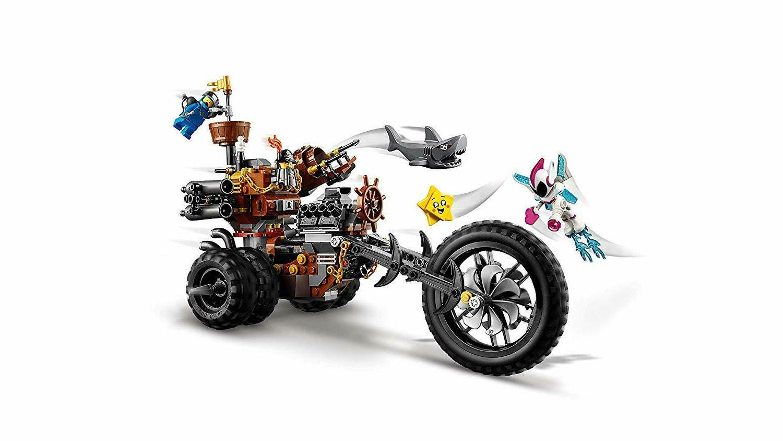 The MetalBeards Motor Trike 461 Piece Set