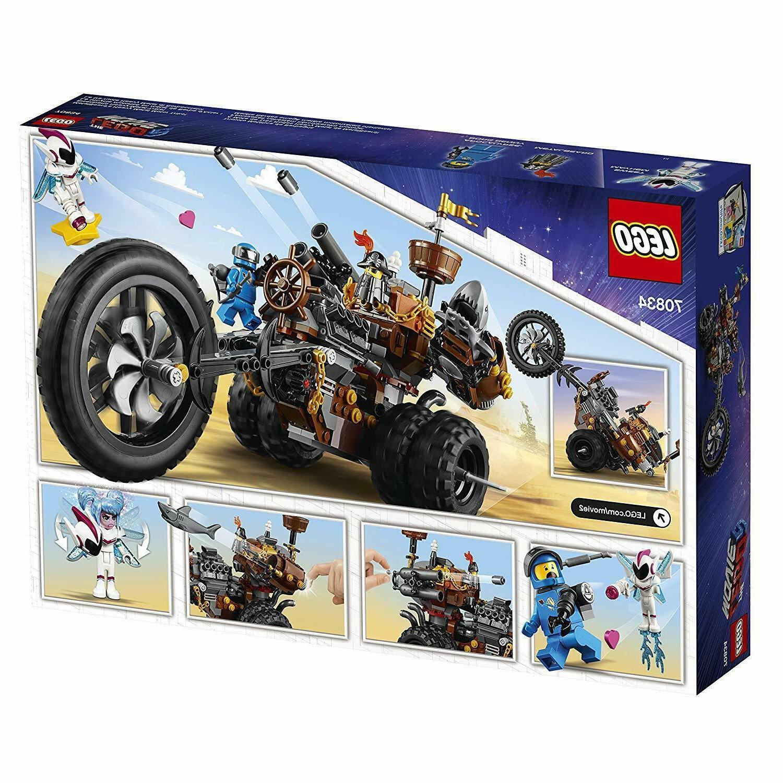 The Lego MetalBeards Heavy Trike Set 70834