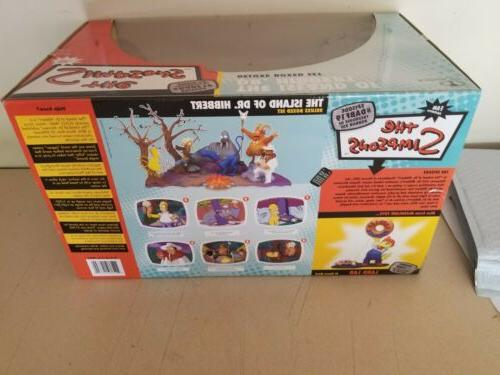 "The Simpsons ""Island Hibbert"" Deluxe Set Playset"