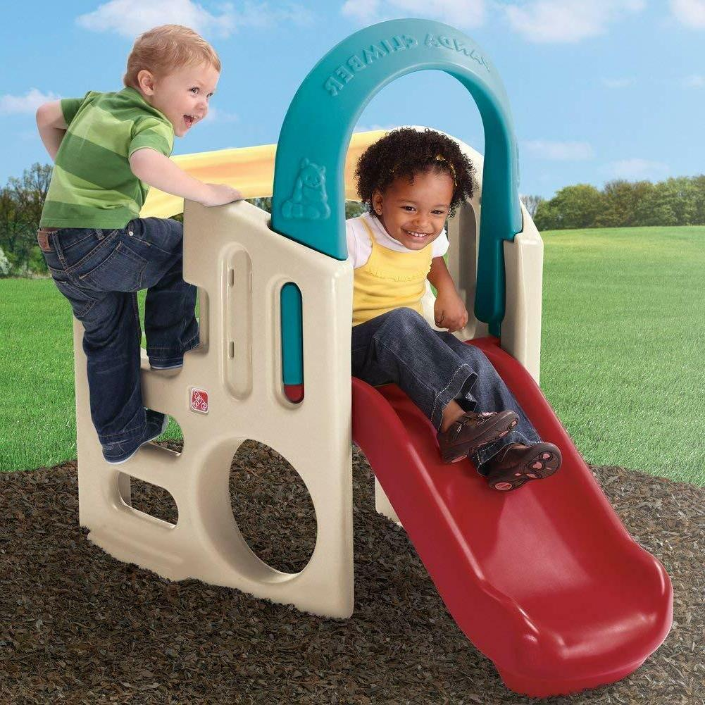 toddler climber with slide indoor or outdoor