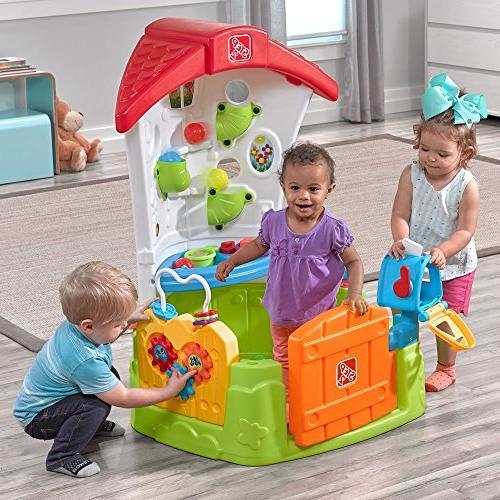 Step2 Toddler Corner Corner Playhouse