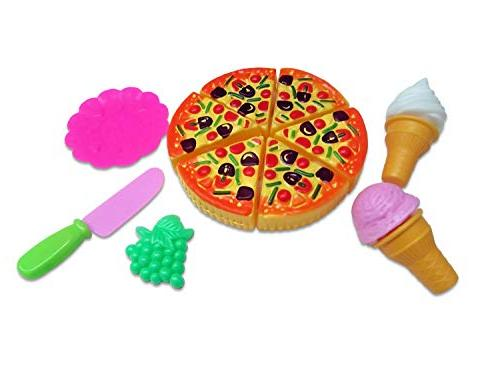 Dazzling Toys Idea Pizza Pie Party Fast Food Cooking | Cutti