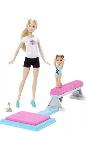 Barbie and Toddler Flippin Fun Playset