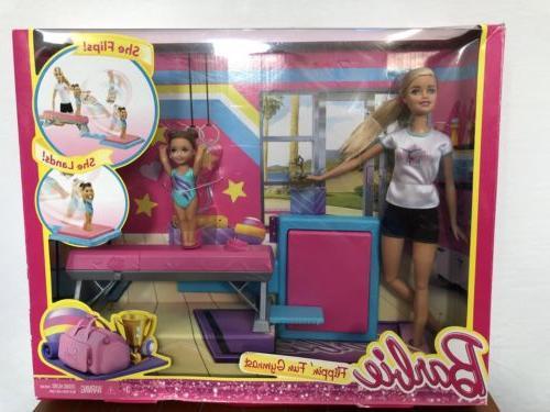 toddler student flippin fun gymnastics dolls