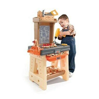 Step2 Play Set Train Table Workbech