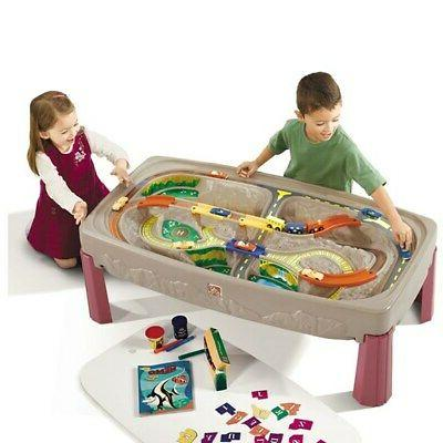 Step2 Play Train Table and