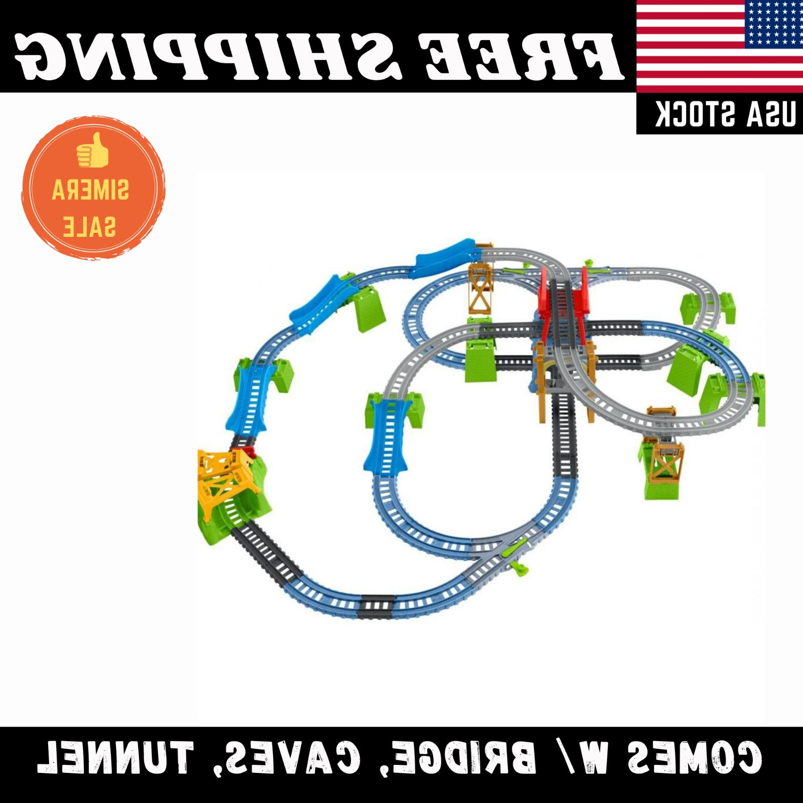 TOYS TRAIN TRACK SET KIDS Thomas And Friends Play Children M