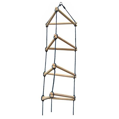 Swing-N-Slide Triangle Rope Ladder Climber,