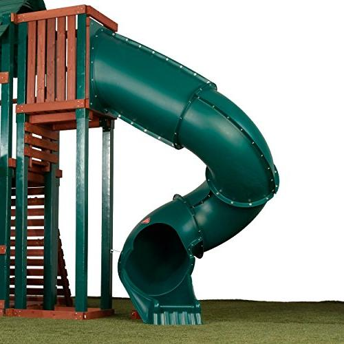 7 ft. Turbo Slide Play Playground Gyms
