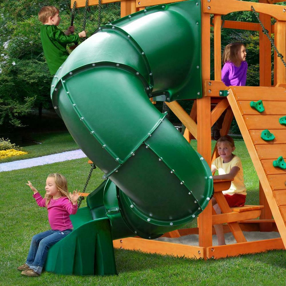Ultimate Play Set Swing House Tree NEW