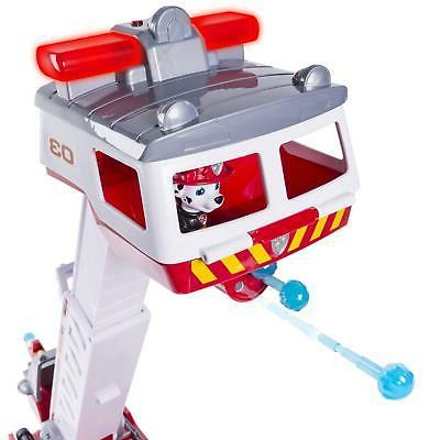 ultimate rescue fire truck with extendable 2