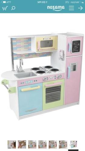 Uptown Kitchen Toy White