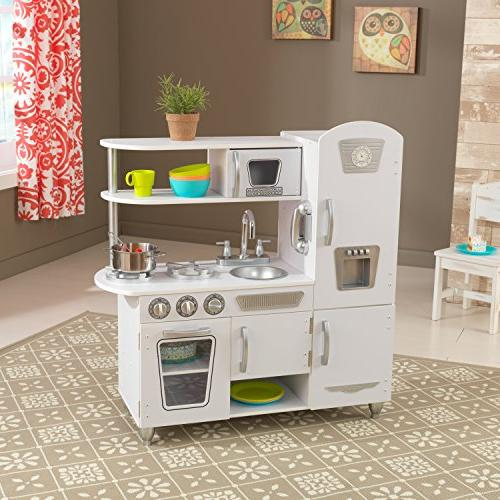 KidKraft Kitchen - White