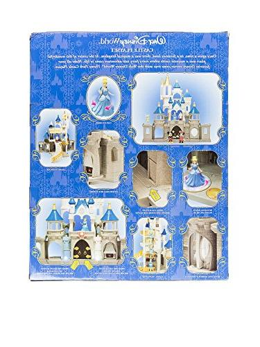 Walt Cinderella Castle Playset Play Set Mickey