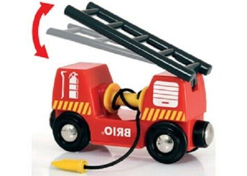 Brio Train - Fire Engine 3