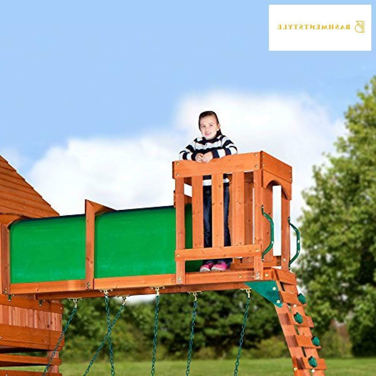 Backyard All Cedar Swing