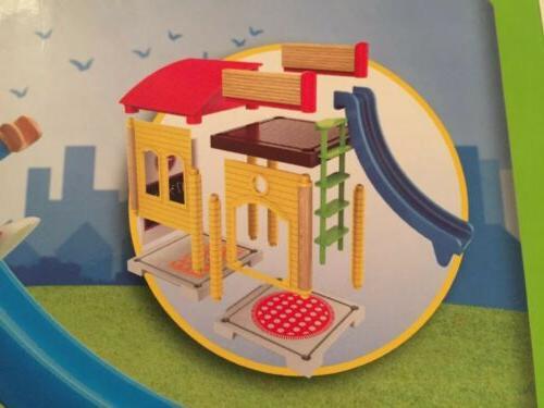 Brio World Lot 2 School Playground BRAND NEW IN BOX 33948 33943