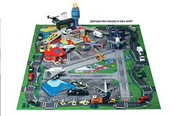 Large International Airport Play Mat Item #HR2039 NEW