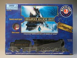 LIONEL LARGE SCALE POLAR EXPRESS READY TO PLAY TRAIN SET ste
