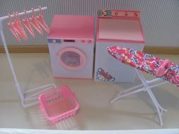 Gloria Laundry Center Play Set