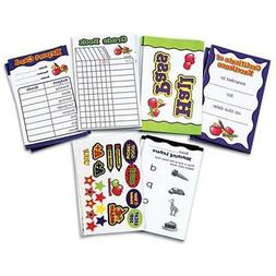 """Learning Pretend Play Resources """" School Set Accessory Kit T"""