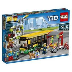 LEGO City Bus Starion 337pcs 60154 For 5-12 years NEW JAPAN