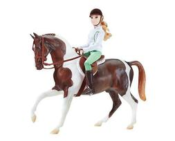 Breyer Let's Go Riding – English Play Set #1787 Spotted