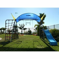 lifetime playset backyard playsets for kids ezplay