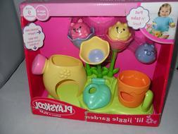 Playskool Lil Jiggle Garden Toddler Activity Center Playset