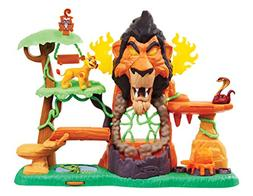 Lion Guard The Rise of Scar Play Set Ages 3+ Exciting Play f
