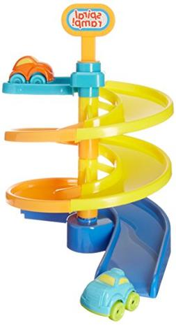 4SGM My Little Kids Parking Garage Play Set Toy Play Set
