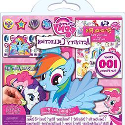 Bendon My Little Pony 100-Piece Activity Set