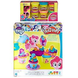 Play-Doh My Little Pony Pinkie Pie Cupcake Party + Play-Doh