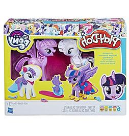 Play-Doh My Little Pony Princess Twilight Sparkle and Rarity