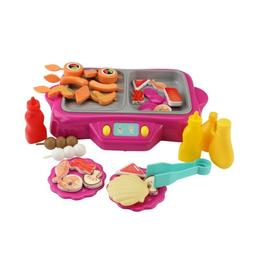 Little Tikes Backyard Barbecue Get Out 'n' Grill BBQ Toy Pla