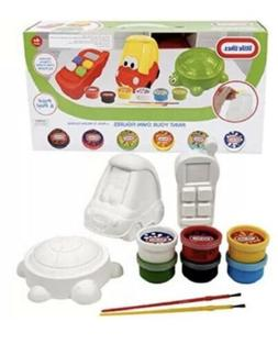 4SGM Little Tikes Paint Your Own Figures 11Pc Play Set Toy P