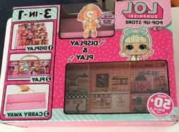 LOL Surprise Pop Up Store Instagold Exclusive Doll 3 In 1 Pl