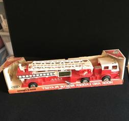 Los Angeles Fire Department Hook and ladder rescue play set