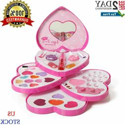 Makeup Palette Play Set Toys For Girls Kids Beauty 5 6 7 8 9
