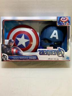 Marvel Avengers Captain America Armor Role Play Set Costume