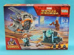 LEGO Marvel Super Heroes Avengers: Infinity War Thor's Wea
