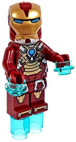 Marvel Super Heroes Iron Man Mark XVII Minifigure